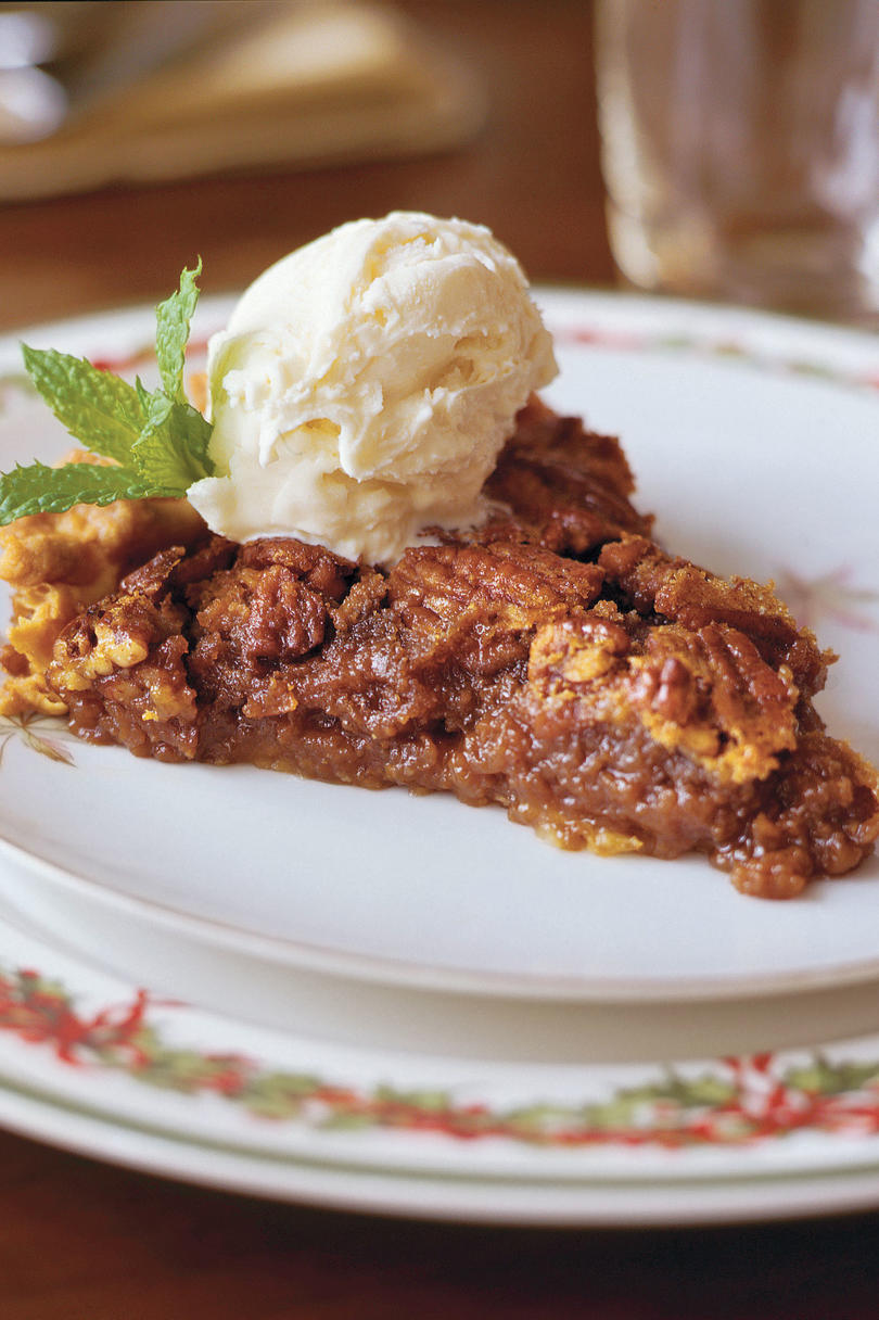 Deep-Fried Pecan Pie