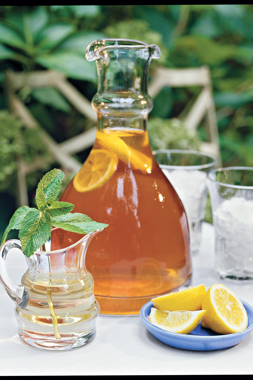 Father's Day Recipe Ideas: Marian's Iced Tea
