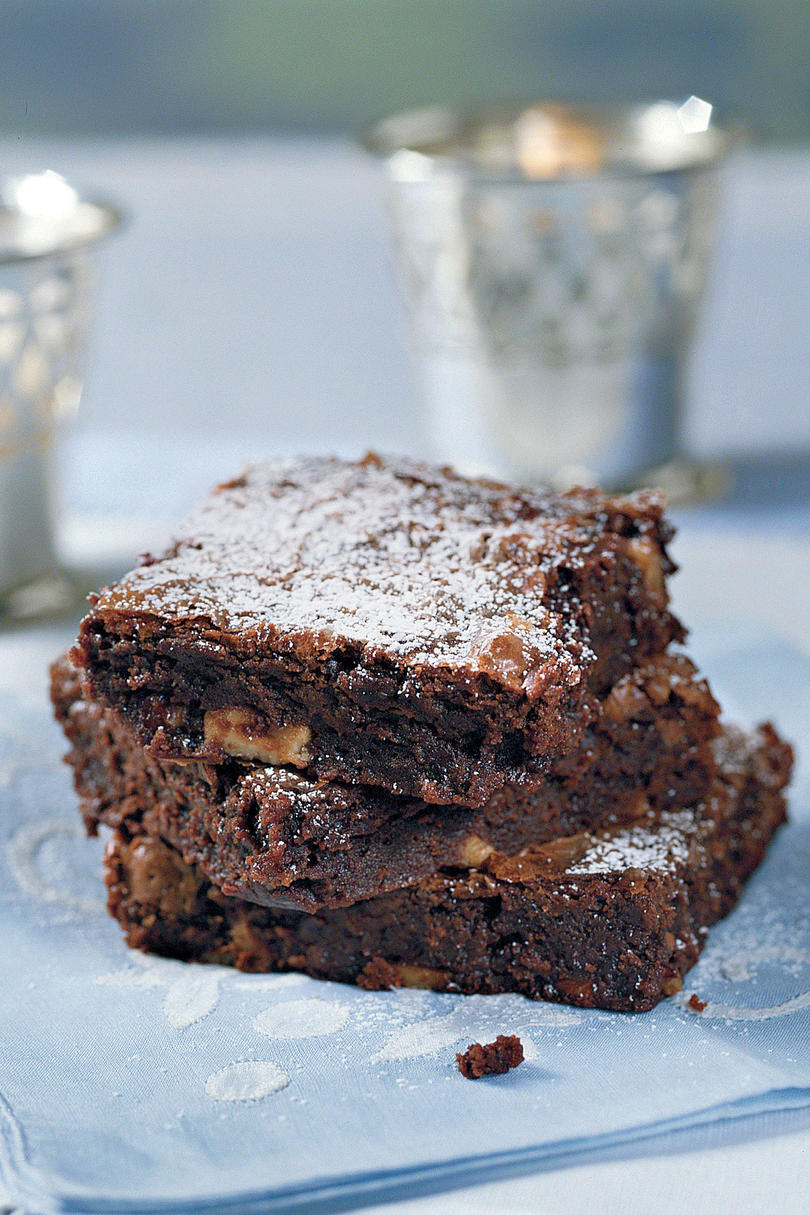 Best Cookies Recipes: Chunky Chocolate Brownies Recipes