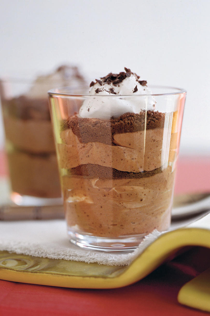 Chocolate Parfaits