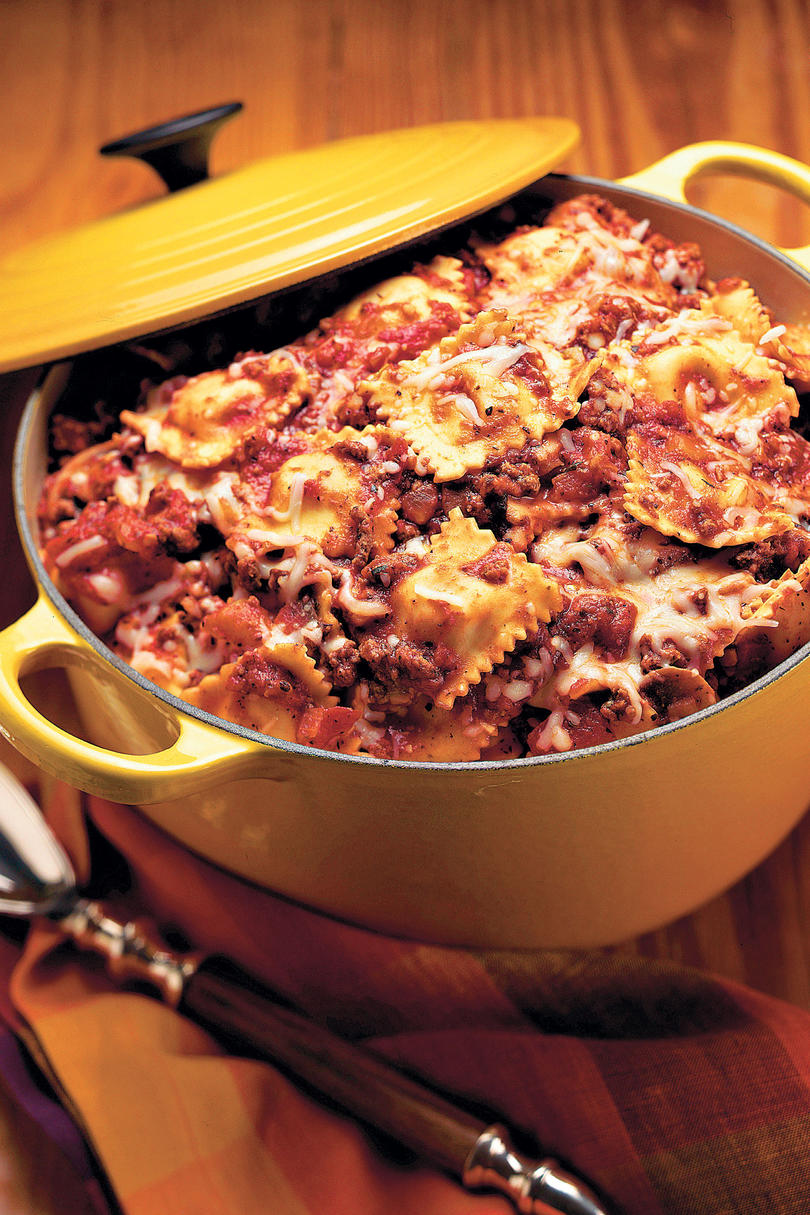 What to cook from minced meat 44
