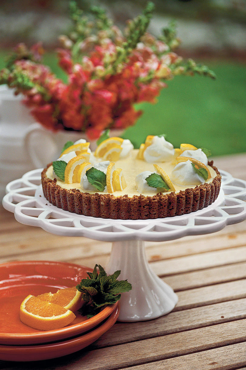 Sweet On Citrus Desserts Southern Living