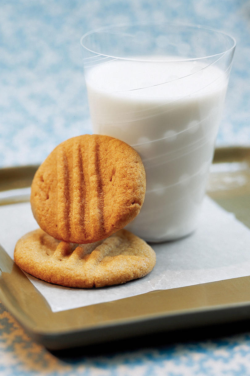 Easiest Peanut Butter Cookie Recipe