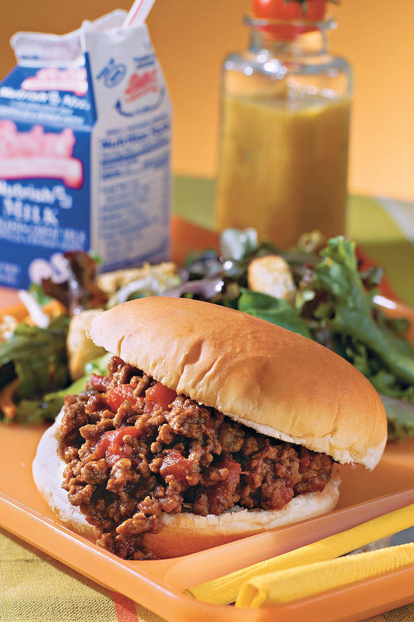 Richard's Sloppy Joes