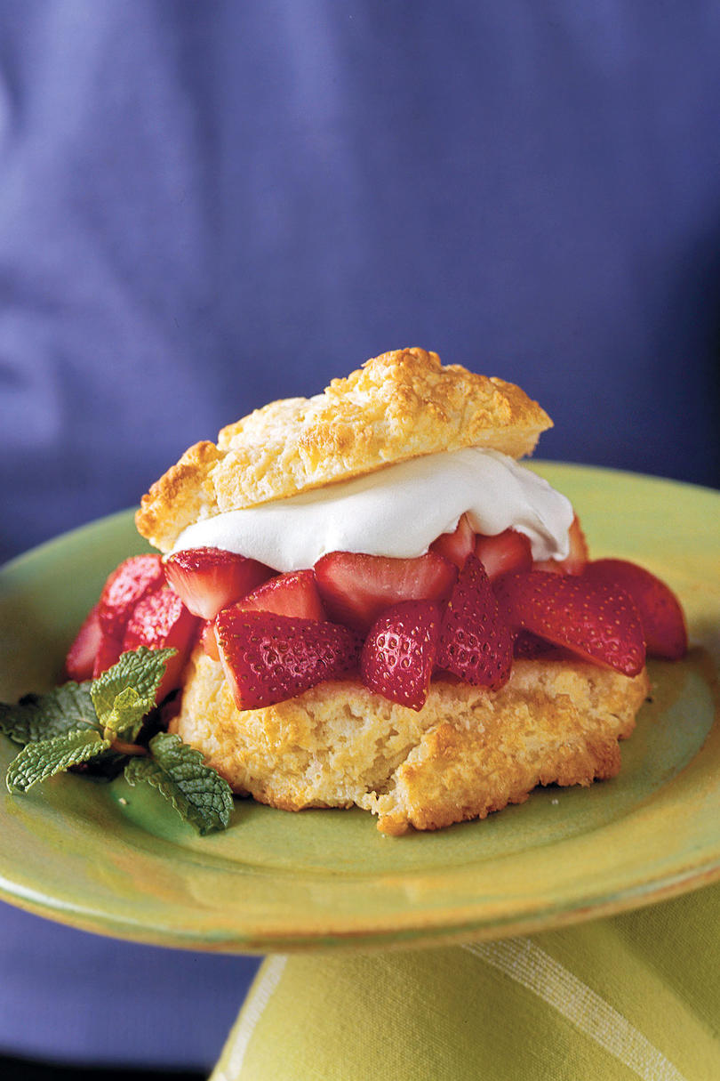 Classic Strawberry Shortcake Recipes