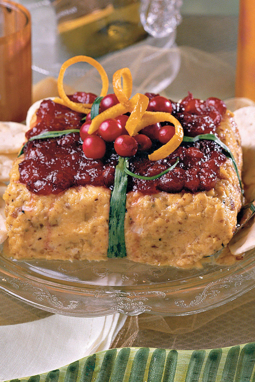 Cranberry-Cheese Box
