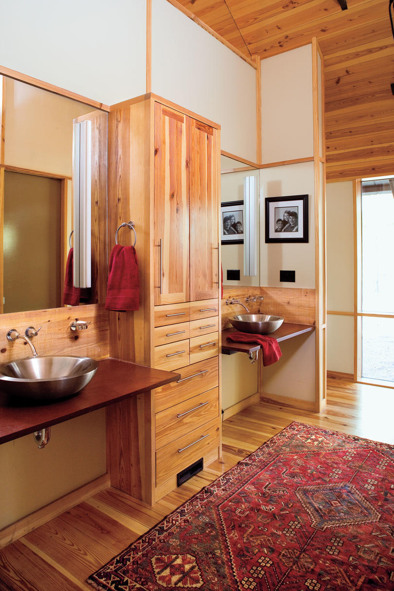 Give Natural Wood a Starring Role