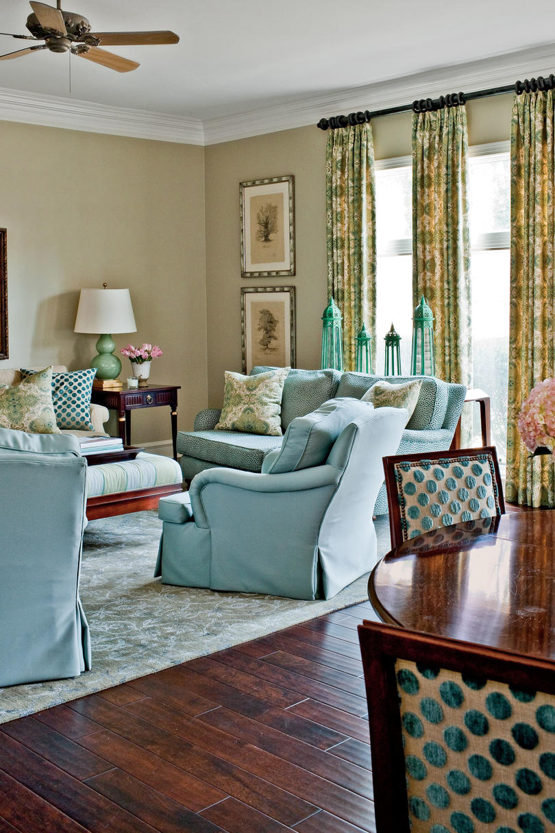 Designing Living Room: 106 Living Room Decorating Ideas