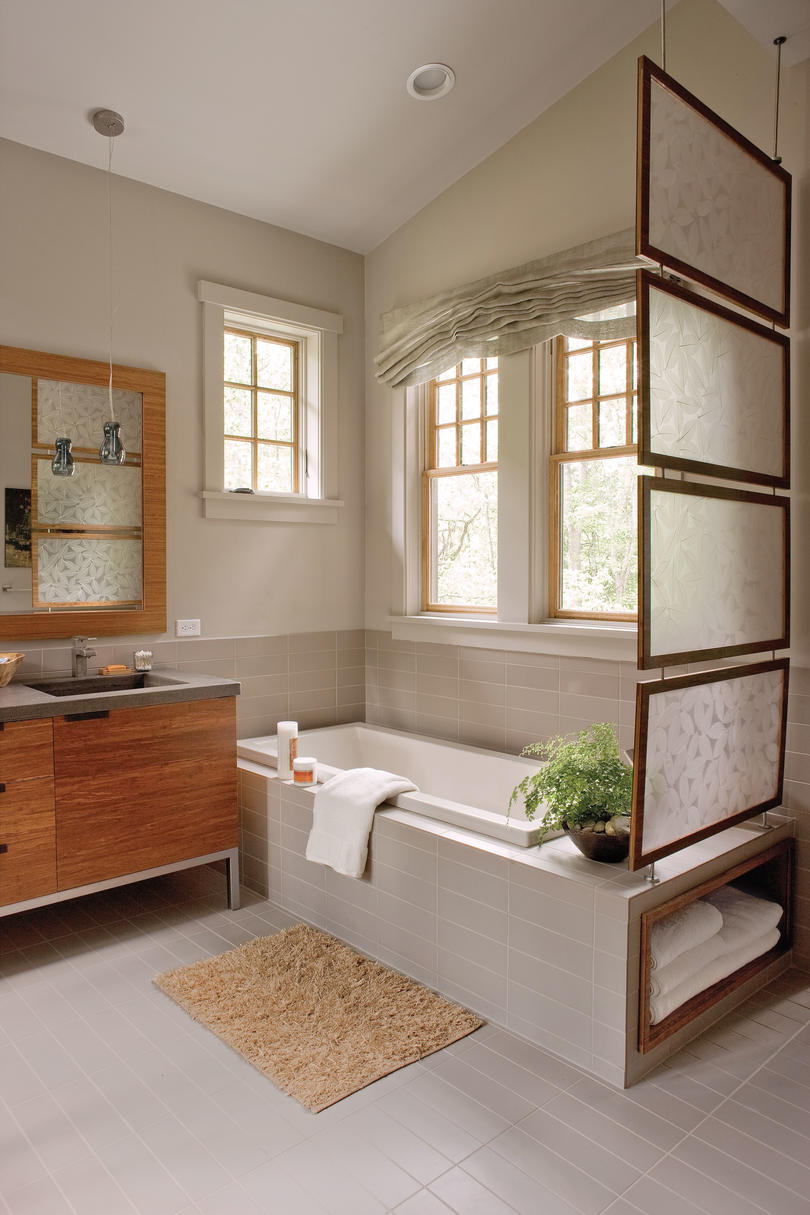 Wrap the Room in Tile