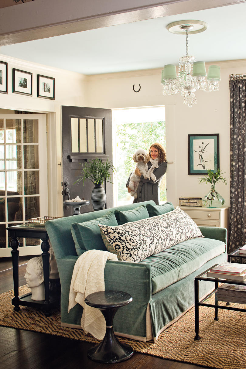 Create A Room 106 living room decorating ideas - southern living