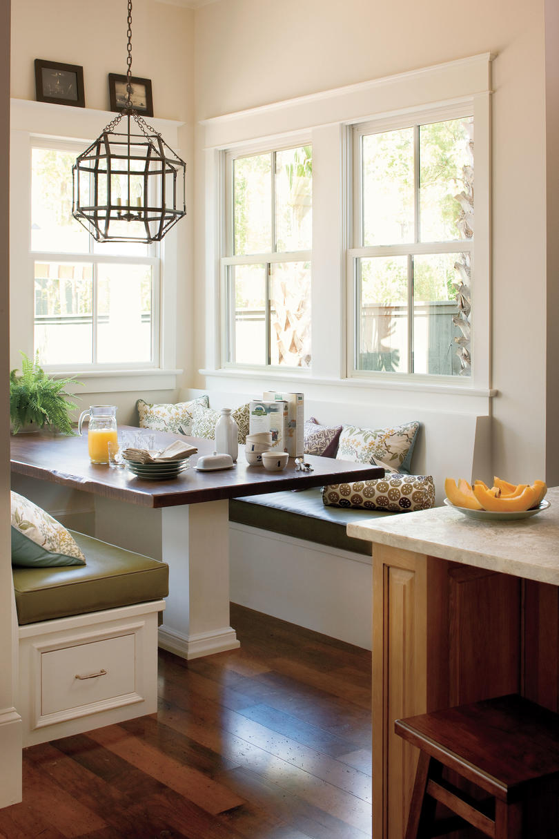 Uncategorized Eat In Kitchen Designs eat in kitchen design ideas southern living neat nook