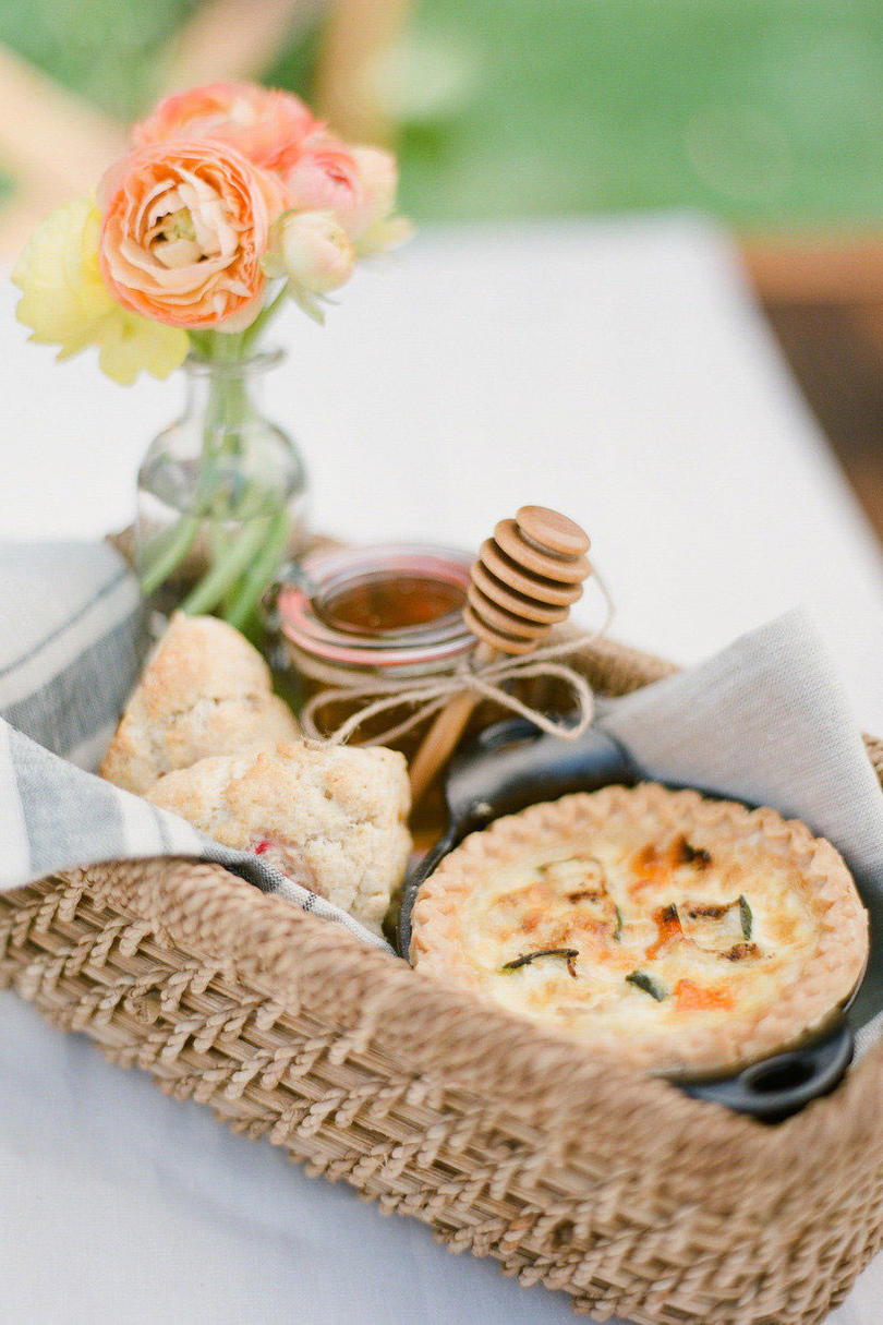 Create a Mother's Day Basket