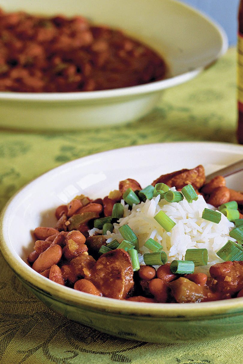 John's Creole Red Beans