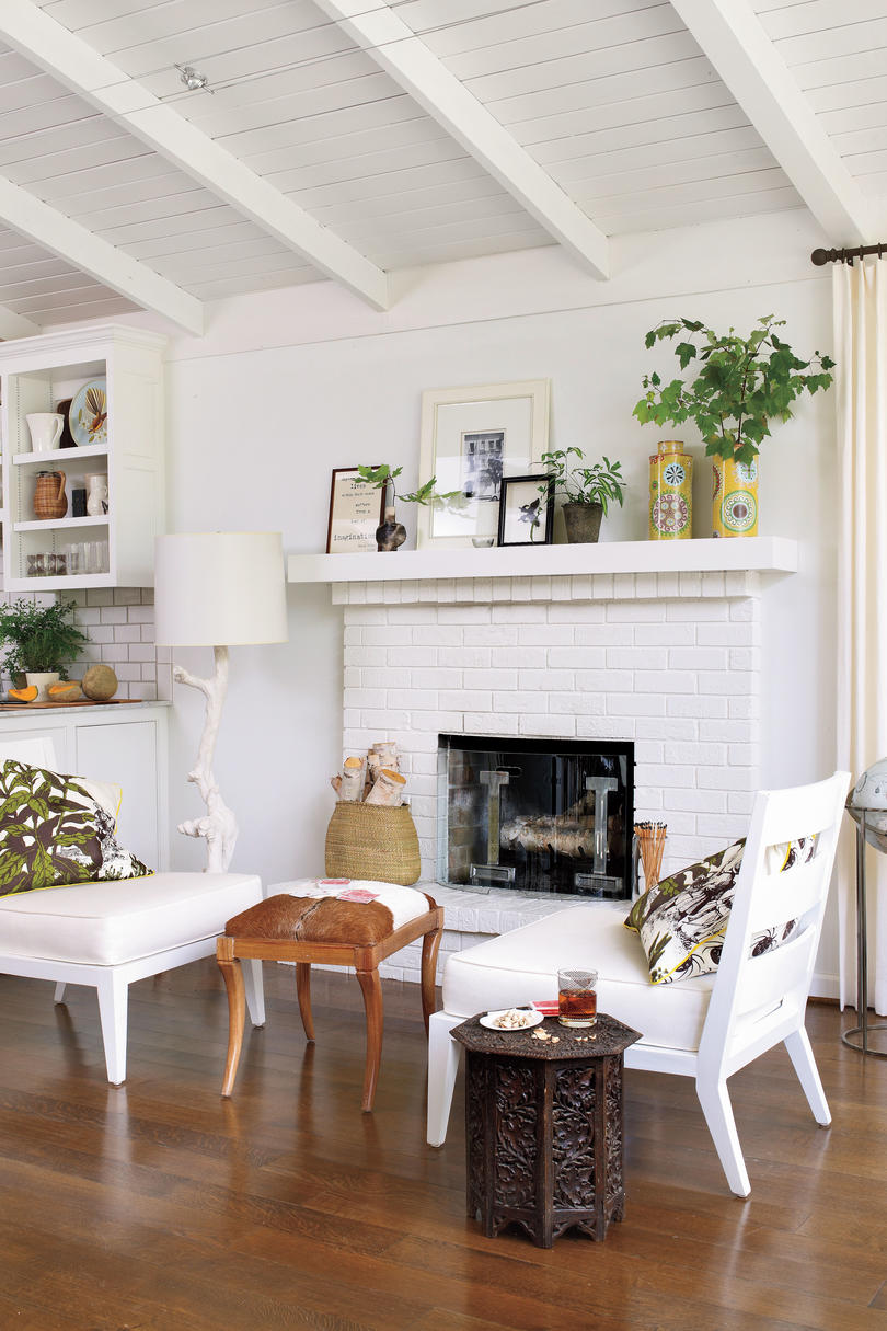 Southern Living Family Room Decor: 106 Living Room Decorating Ideas