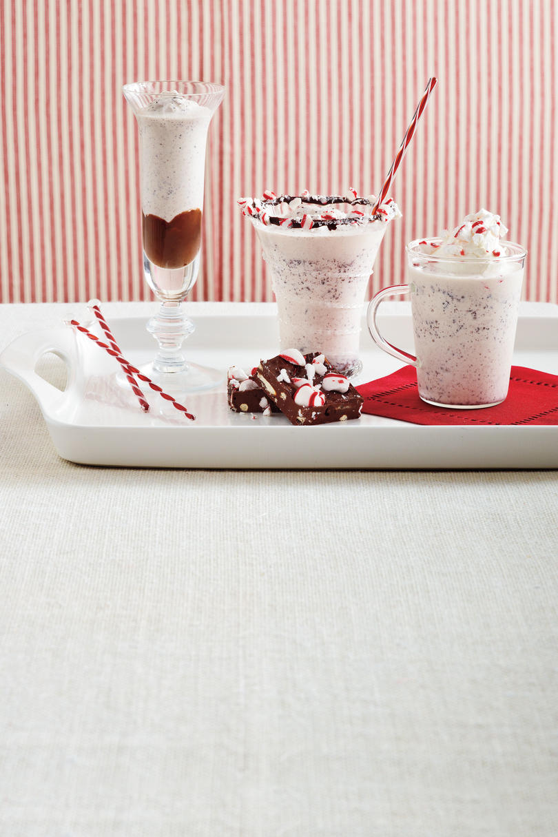 Peppermint Patty Frappés