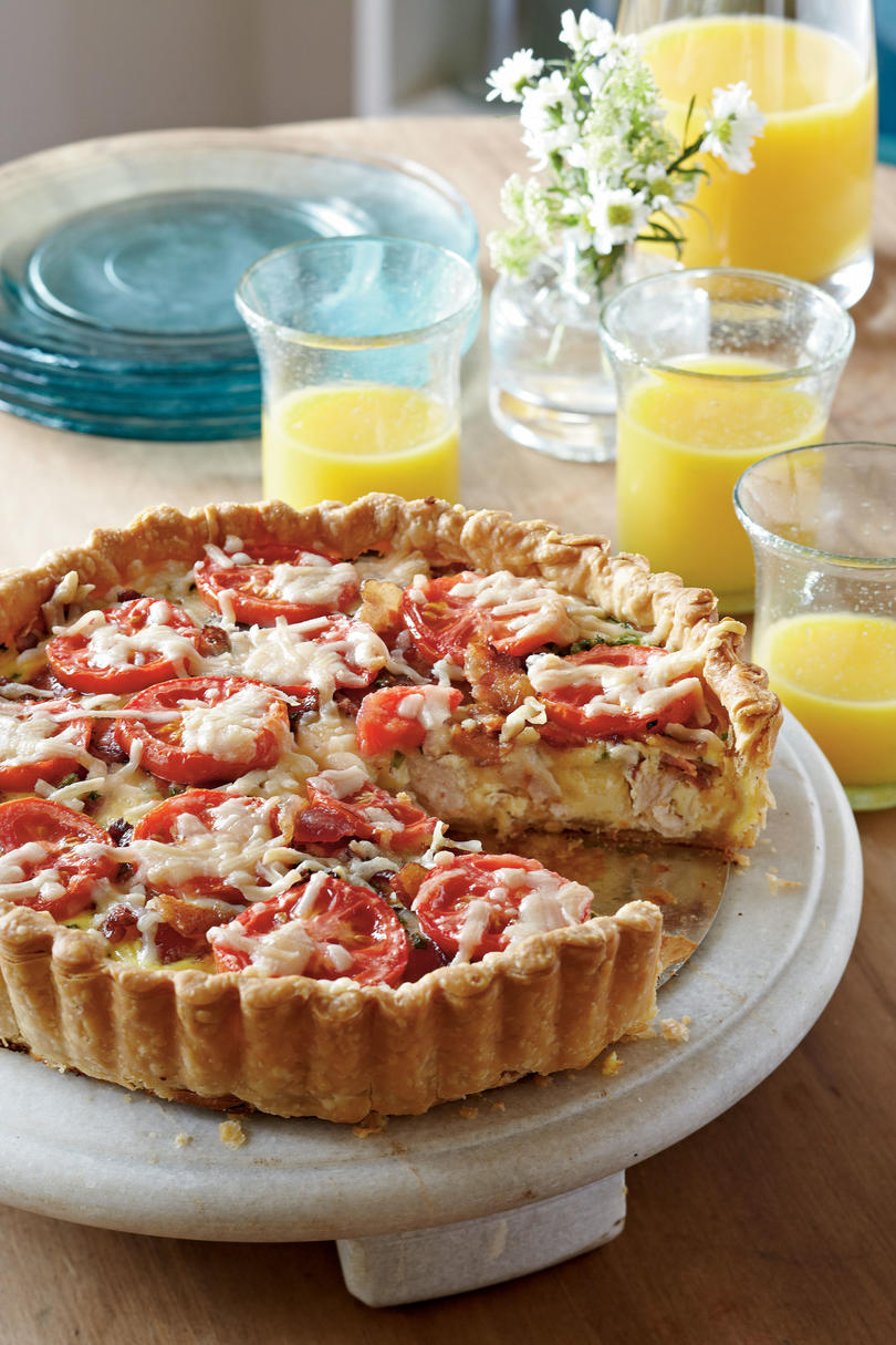 Your Way: Kentucky Hot Brown Tart