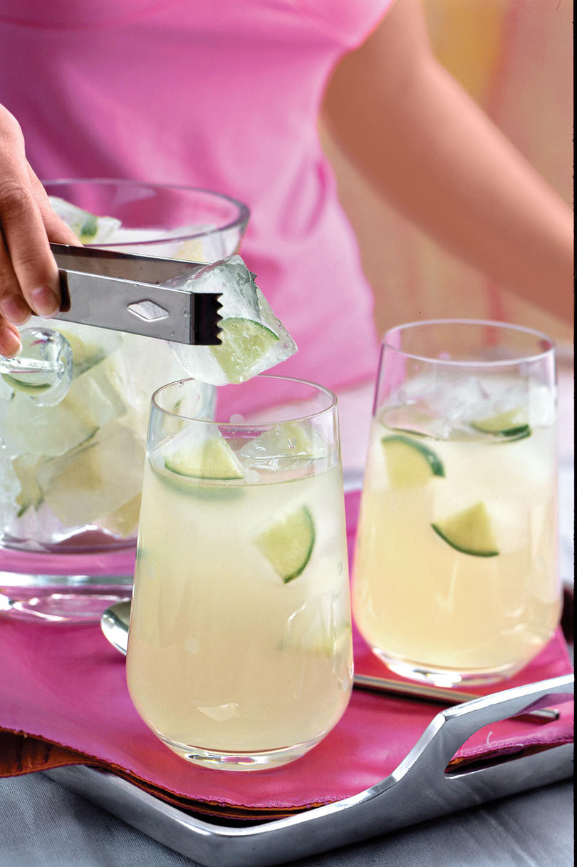 Wedding Shower Recipe Ideas: Fresh Limeade