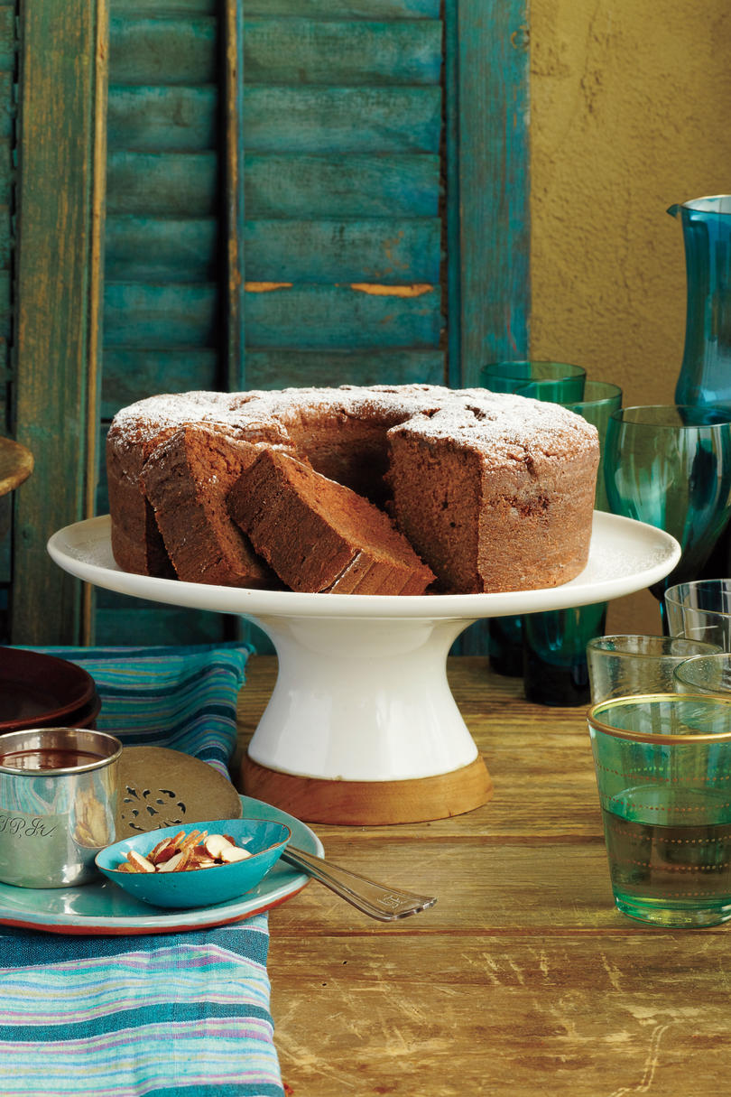Southern Living Mexican Chocolate Pound Cake