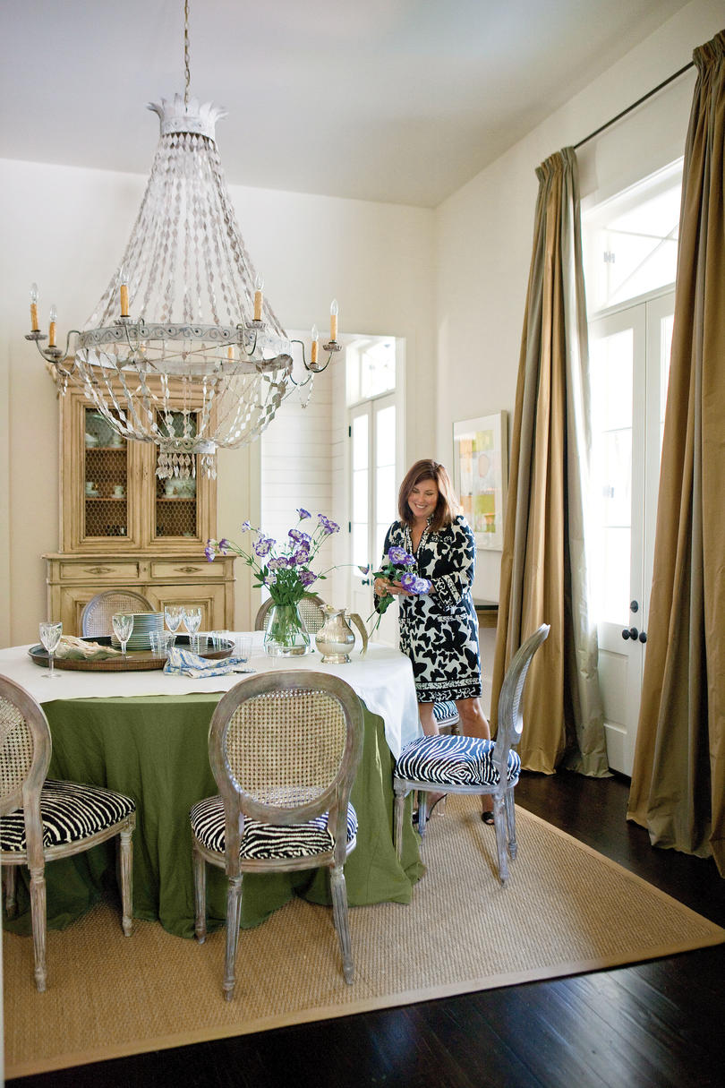 Stylish Dining Room Decorating Ideas - Southern Living on