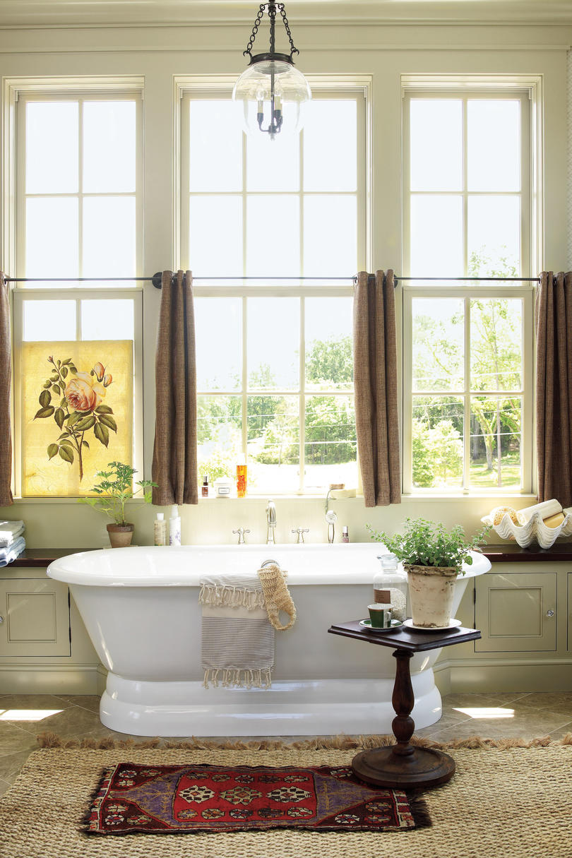 Interior Southern Living Bathrooms luxurious master bathroom design ideas southern living spa like bathroom