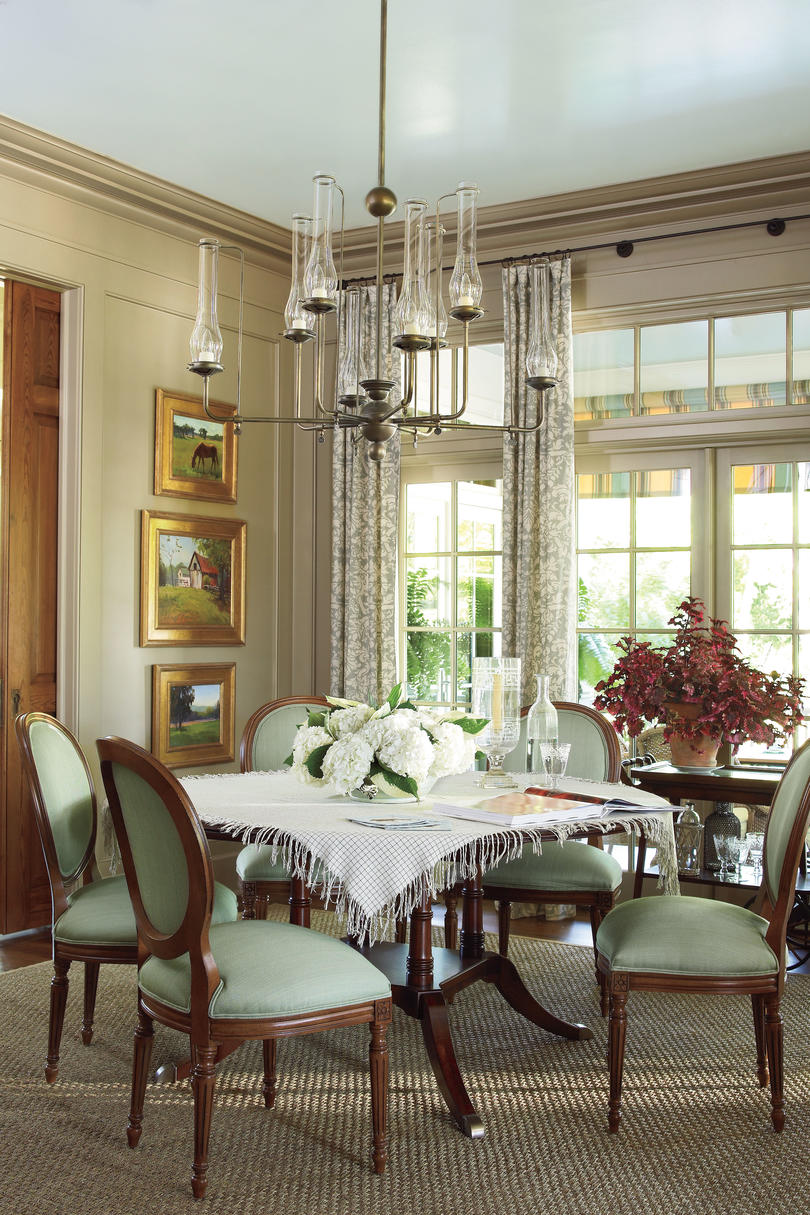 Create Privacy with Pocket Doors Stylish Dining