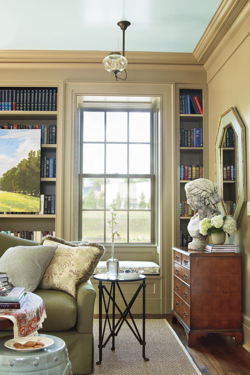 Southern living living rooms - Pick A Favorite Time Period