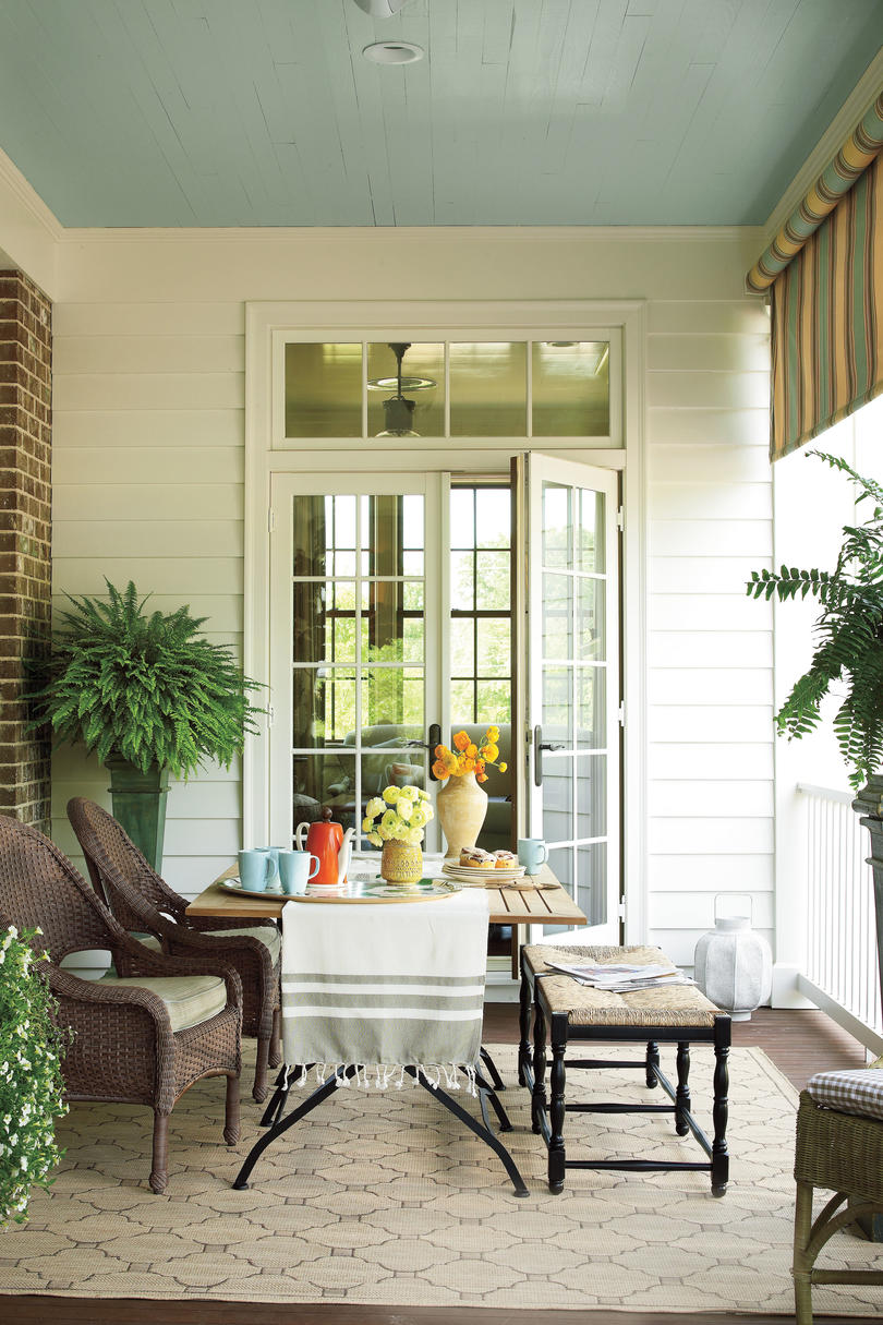 Multifunctional Porch