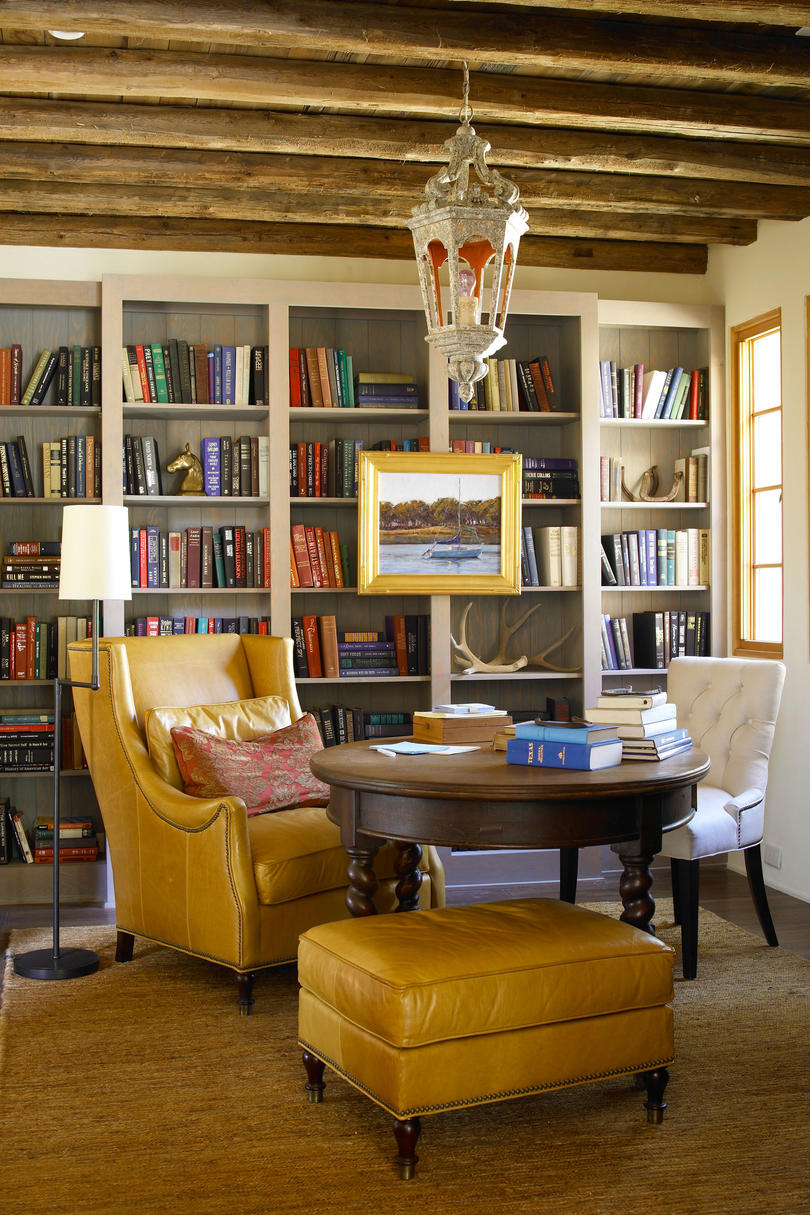 texas escondido idea house tour southern living study
