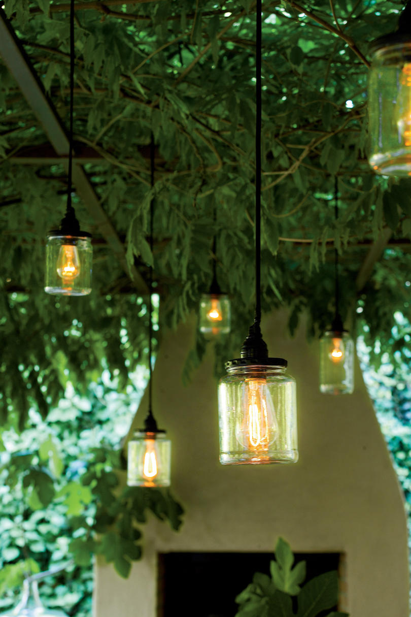 Shed New Light on Canning Jars
