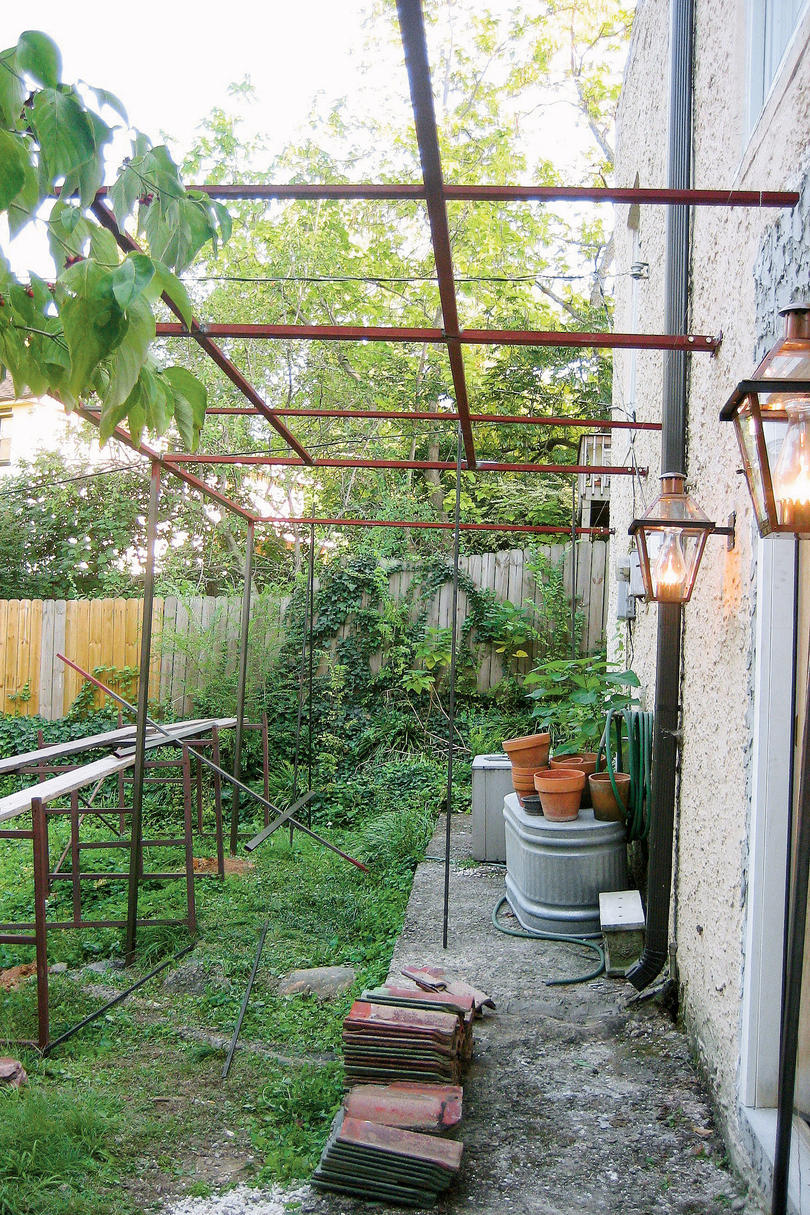 before and after patio makeover southern living