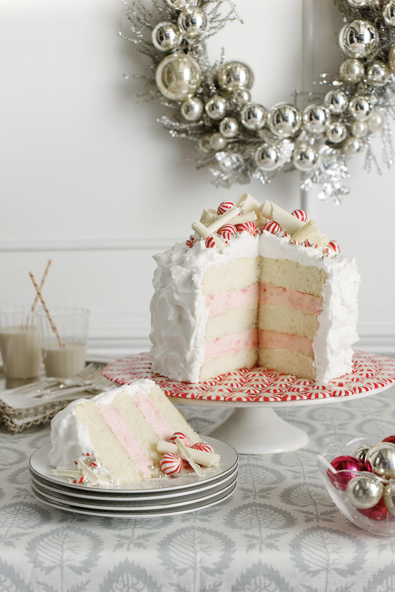 White Christmas Desserts Southern Living