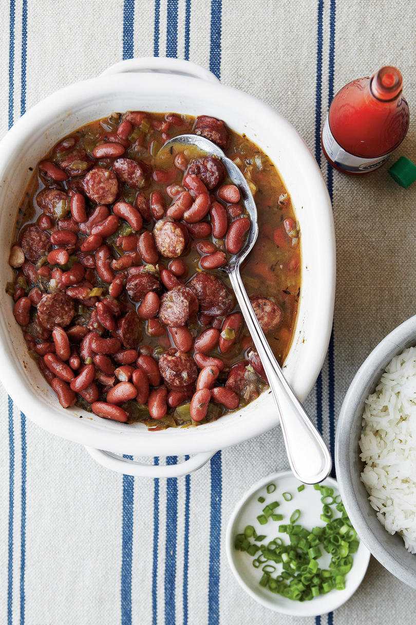 John's Red Beans and Rice