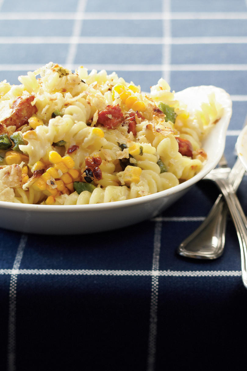 Tex-Mex Mac and Cheese