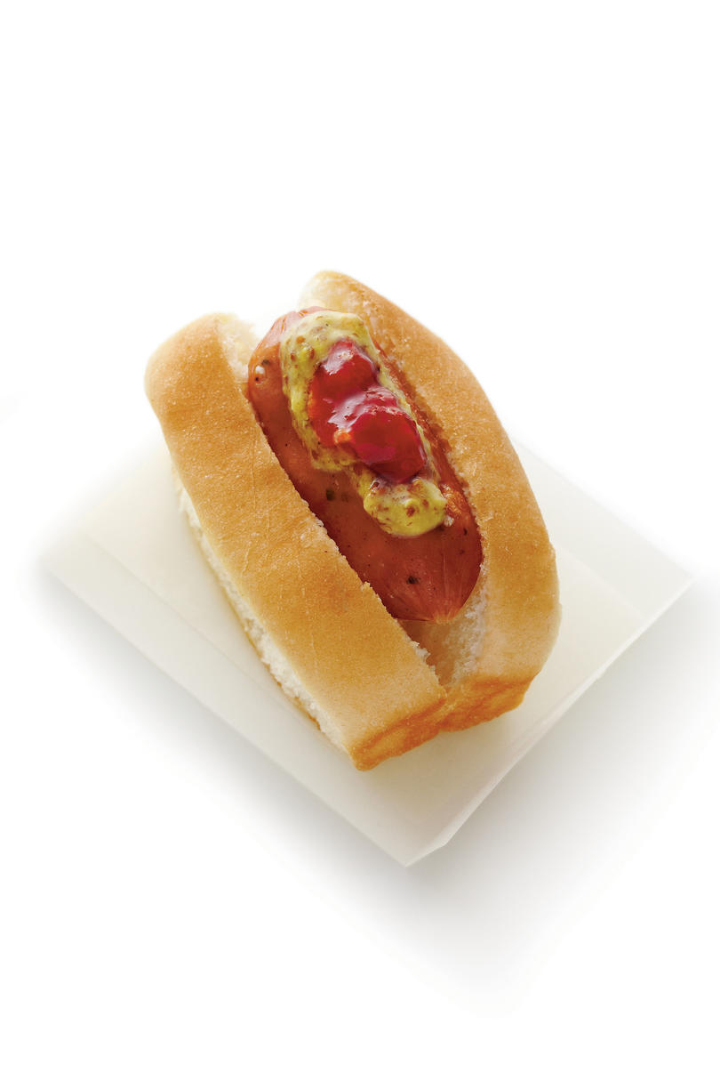 Andouille Mini Dogs Recipe