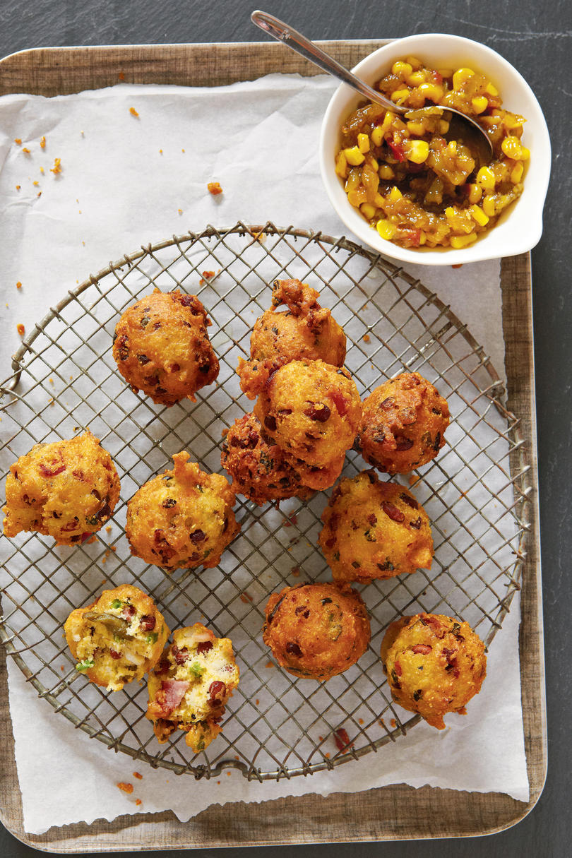 Hoppin' John Hush Puppies