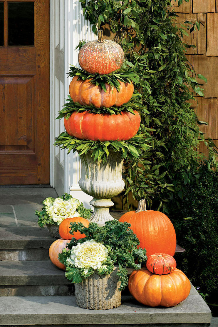 Stack Your Pumpkins