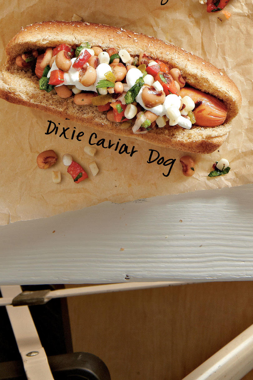 Dixie Caviar Dog