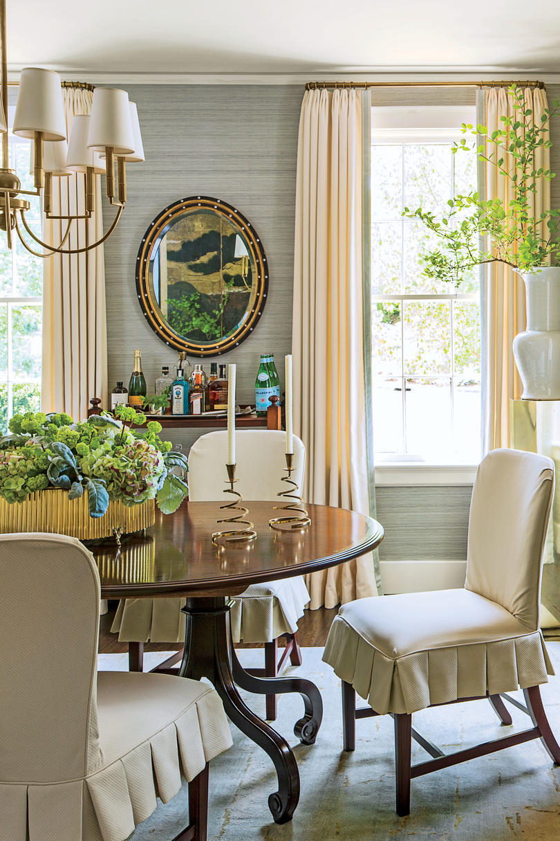 the editor s editor lindsay bierman s birmingham home southern the dining room