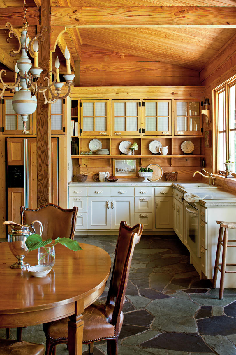 Kitchen Interior Design Ideas Classic: Classic Farmhouse Decorating