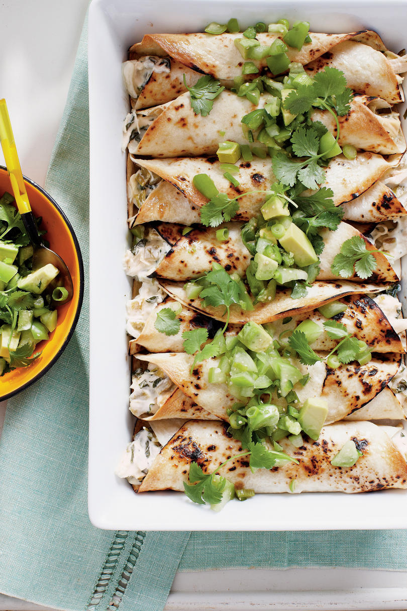 Spring One-Dish Meals