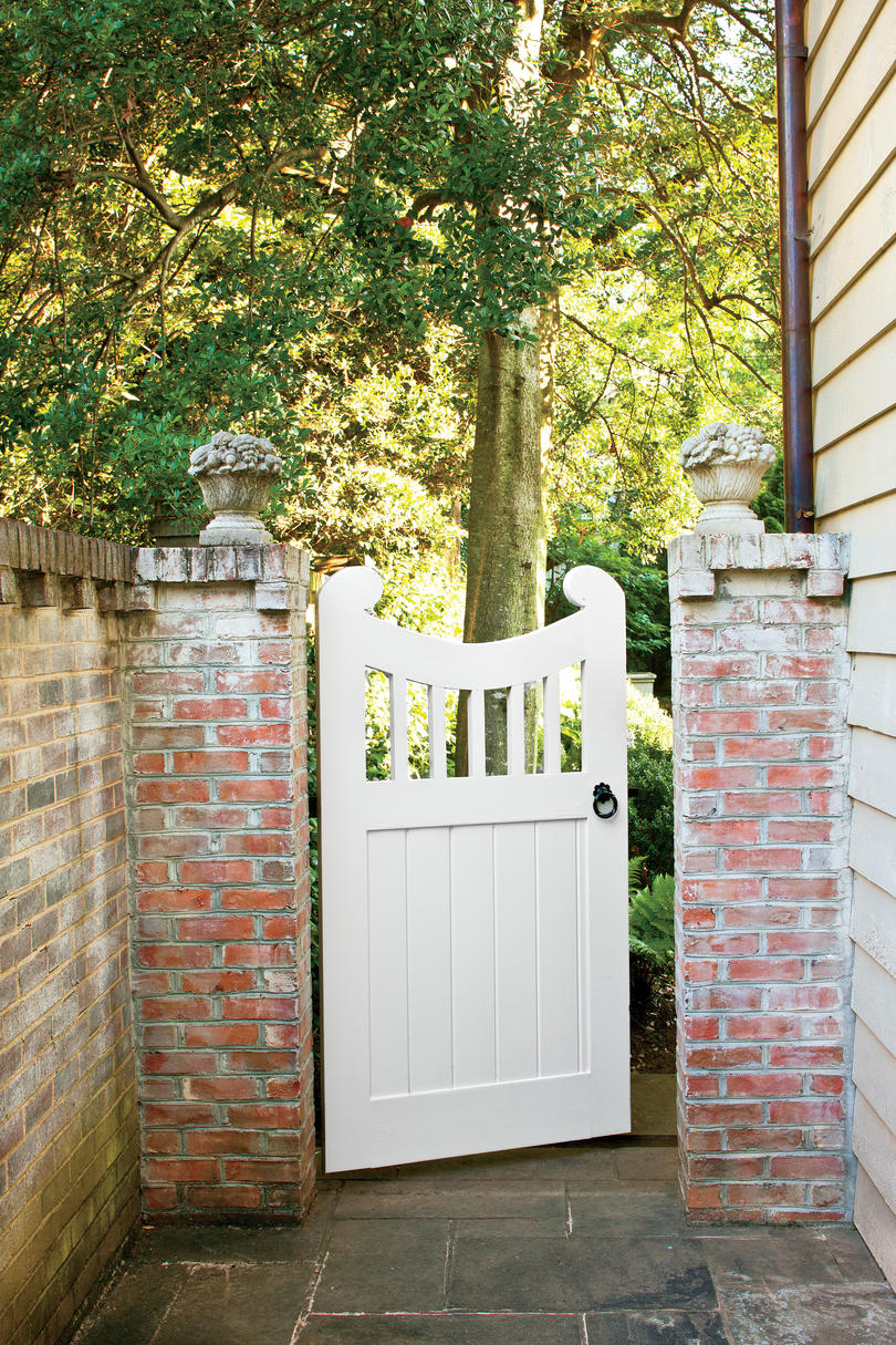 Updated Colonial Gate