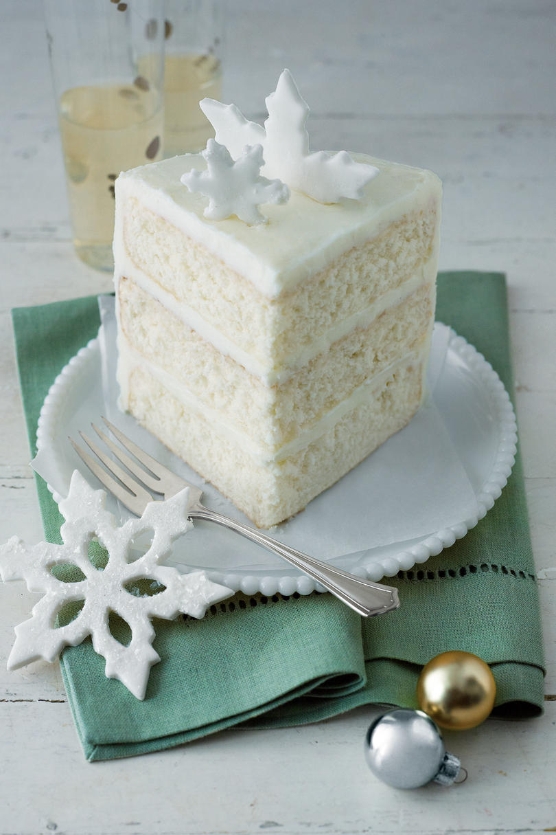 Square White Wedding Cake Recipe From Scratch