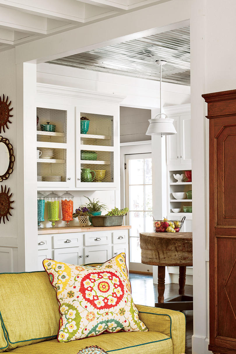 smart cottage style home southern living cased opening