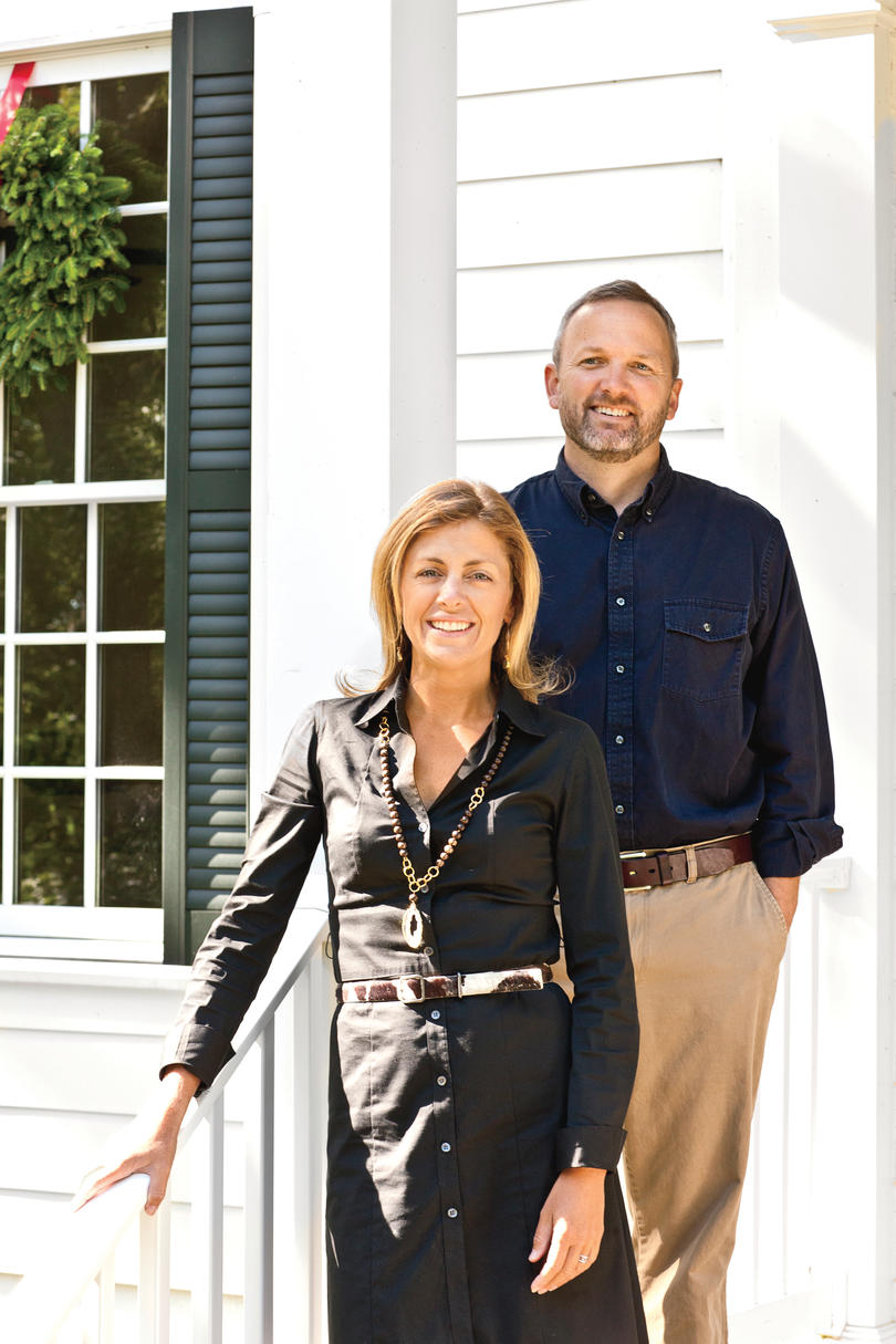 Architects' Advice: Julie Dixon & Keith Scott