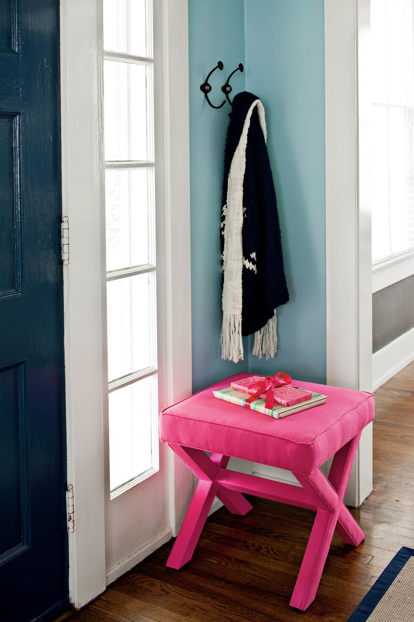 Bright Hits of Secondary Color