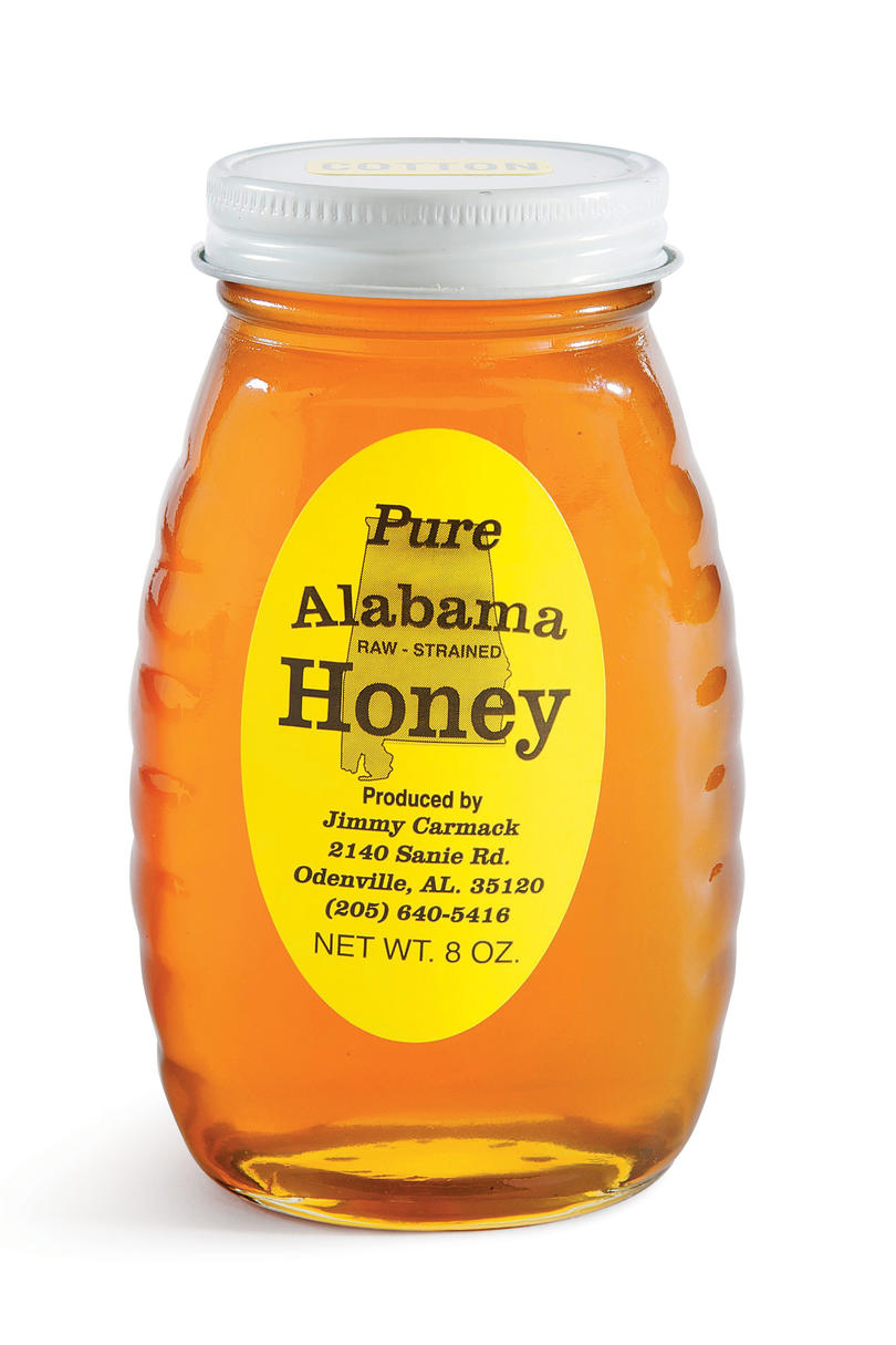 Pure Alabama Honey