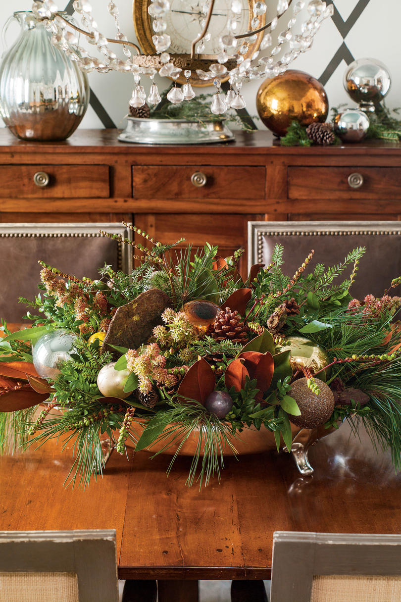 3 Ways With Christmas Greenery Southern Living