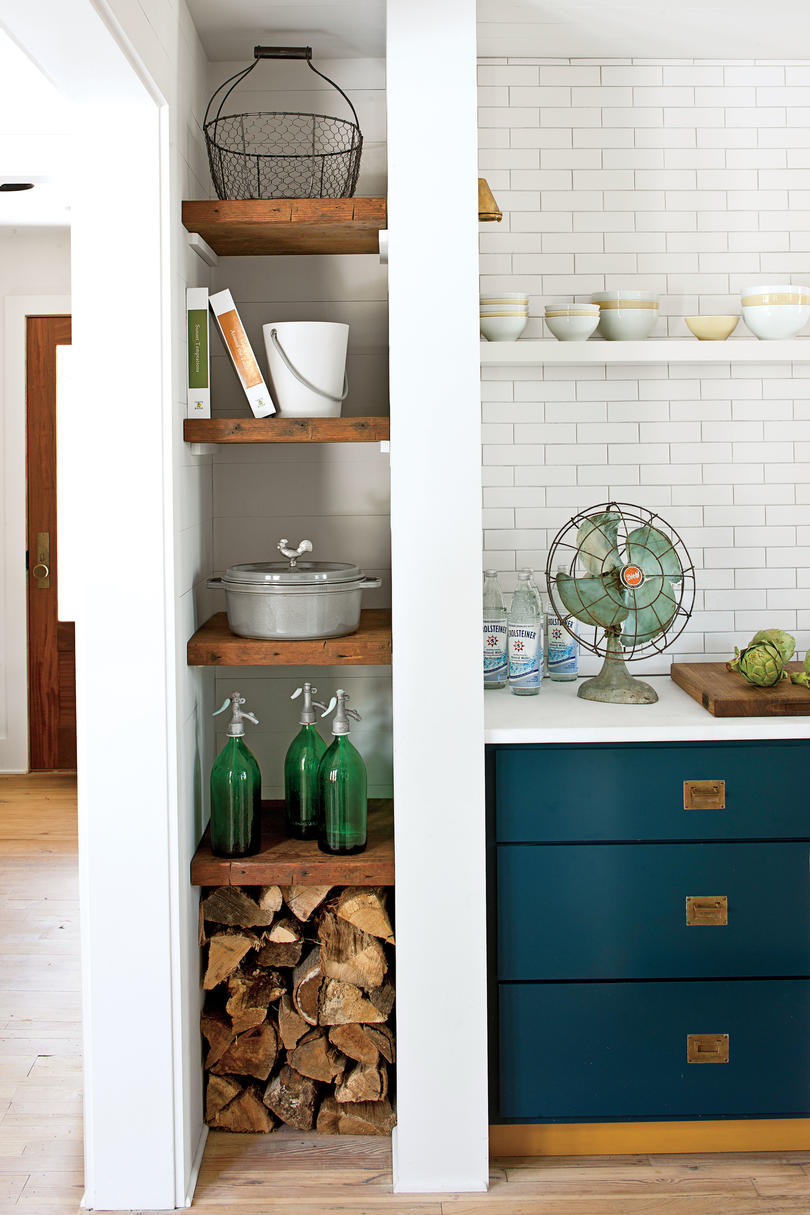 Kitchen: Stylish Storage