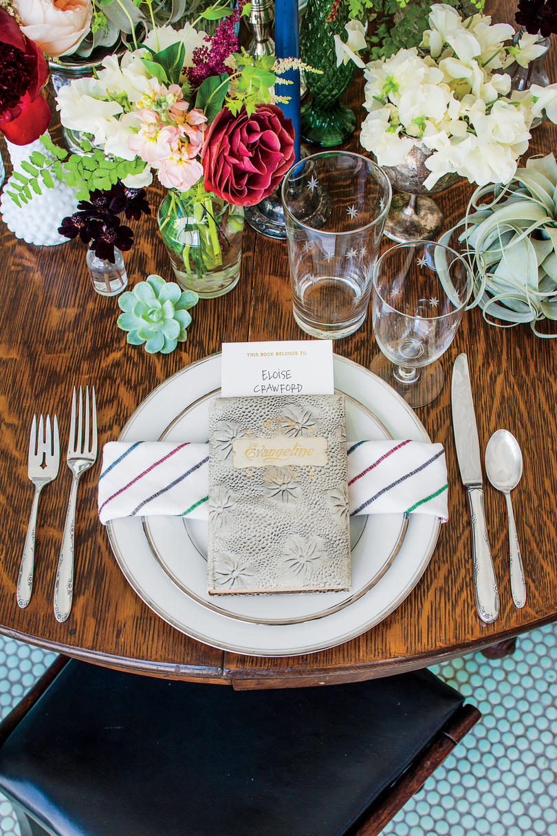 The Place Setting & Book Club Table Setting - Southern Living