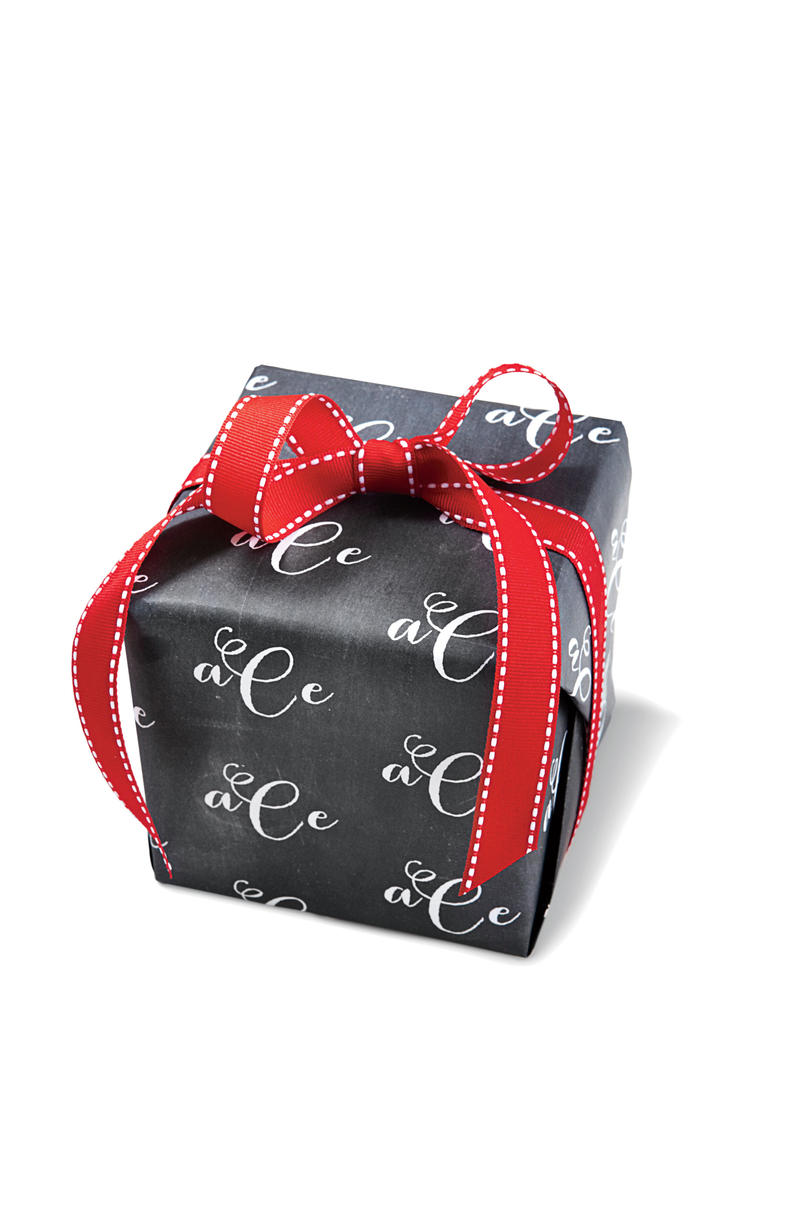 Try a Signature Gift Wrap